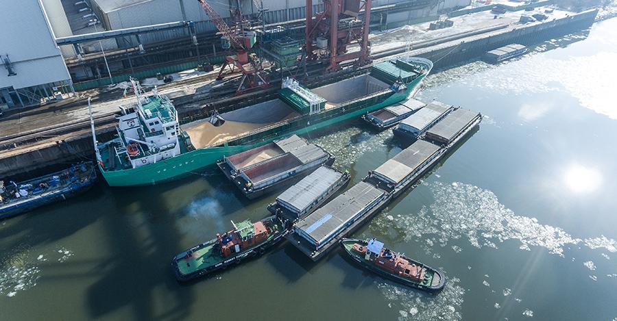 Hamburg Drohne